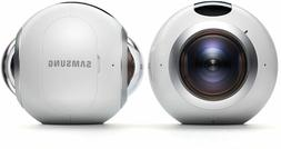 Samsung Gear Real 360 Degree High Resolution VR Camera White