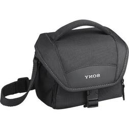 GENUINE Sony LCS-U11 Camcorder and Camera Soft Carrying Case