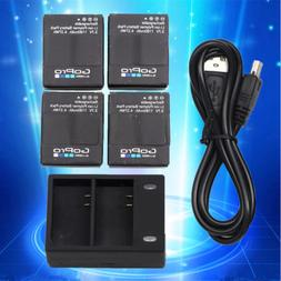 Genuine original GoPro AHDBT-302 Battery charger for GoPro H