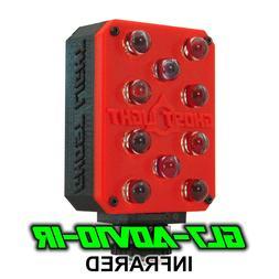 Ghost Light GL6-ADV IR Infrared LED Night Vision Camera Ligh