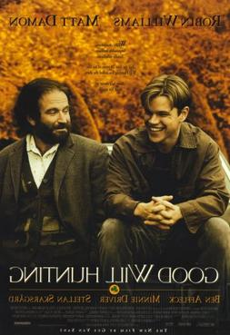 Good Will Hunting  - 11 x 17  - Style A