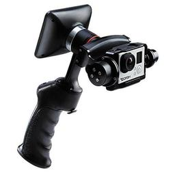 "WenPod GP1+ Digital Stabilizer for GoPro Camera with 3.5"" LE"