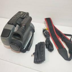 JVC GR-AX25U Compact VHS-C Camcorder Only, Accessories, No B