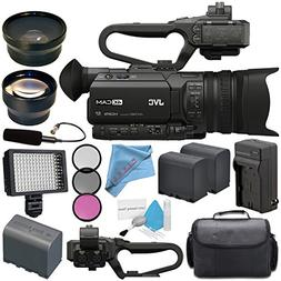 JVC GY-HM170UA 4KCAM Compact Professional Camcorder with Top