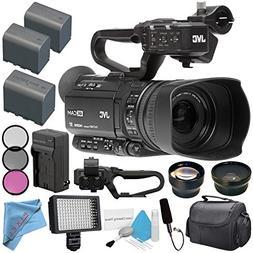 JVC GY-HM180 GY-HM180U Ultra HD 4K Camcorder + BNV-F823 Repl