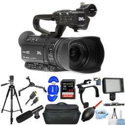 JVC GY-HM250 UHD 4K Streaming Camcorder #GY-HM250U PRO BUNDL