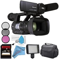 JVC GY-HM620 ProHD Mobile News Camera  + 72mm 3 Piece Filter