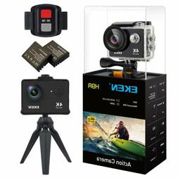 EKEN H9R Action Camera 4K Wifi Waterproof Sports Camera Full