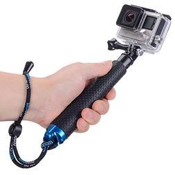 Hand Grip Adjustable Selfie Stick Handheld Waterproof for Go