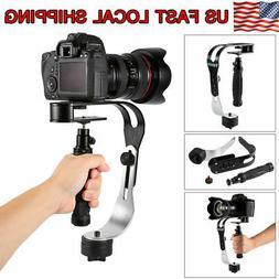 Handheld Camera Stabilizer Video Steadicam Gimbal For DSLR C
