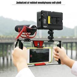 Handheld Handle Grip Studio Video Stabilizer Rig for iPhone