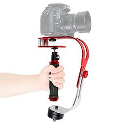 ASHANKS X9101 Camera Stabilizer, Pro DSLR Video Stabilizer H