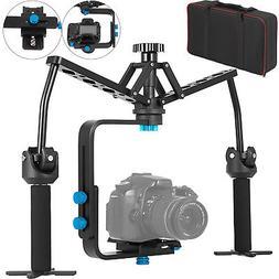 Handheld Stabilizer Video Spider Gimbal Steadicam For DSLR C