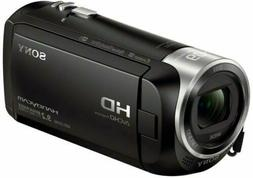 🔥Sony Handycam CX440 Flash Memory Full HD Camcorder - Bla