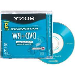 LOT OF 13  Sony Handycam 8cm Mini Discs DVD+RW DPW30L2 1.4 g