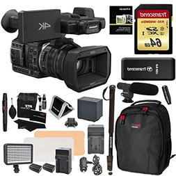 Panasonic HC X1000 4K 60p 50p Camcorder High Powered 20x Opt