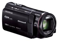 Panasonic Digital High-Vision Camcorder 3MOS Black HC-X920-K