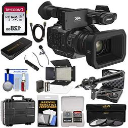 Panasonic HC-X1 4K Ultra HD Video Camera Camcorder with 128G