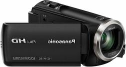 Panasonic HC-V180 HD Video Camera Camcorder