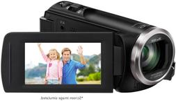 Panasonic HC-V180 HD Video Camera Camcorder, New