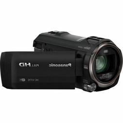 Panasonic HC-V770 Full HD Camcorder 1080P/WiFi/120fps/20x Zo