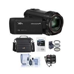 Panasonic HC-VX981K 4K Ultra HD Camcorder with 4K Photo Capt
