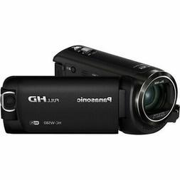 Panasonic HC-W580K Full HD Camcorder with Twin Camera
