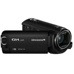 Panasonic HC-W580K Full HD Camcorder with Wi-Fi, Twin Camera