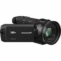 Panasonic HC-WXF1 4K UHD Camcorder with Twin & Multi-Cam Cap