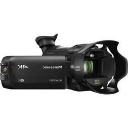 Panasonic HC-WXF991K 4K Ultra HD Camcorder with Wi-Fi, Twin