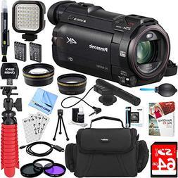 Panasonic HC-WXF991K Ultra HD Camcorder with Mini Zoom Micro