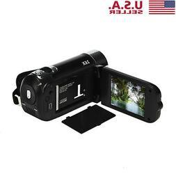 HD 1080P 16M Pixels 16X Digital Zoom Video Camcorder Camera