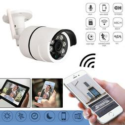 HD 1080P 2.0MP Outdoor IP Camera Security Cam Wireless WiFi