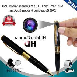 Mini DV DVR Hidden Spy HD Pen Video Camera Recorder 1280*960