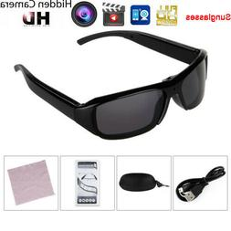 HD Polarized Video Spy Camera Sun Glasses Digital Audio Reco