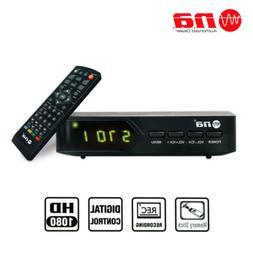 Nippon America HDATSC4 HDTV Digital TV Converter