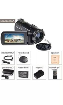 Besteker HDMI 1080P FHD WIFI Digital Video Camera Infrared N