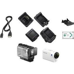 Sony HDR-AS300R Digital Camcorder - Exmor R CMOS - Full HD -