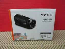 Sony HDR-CX405 Handycam Flash Memory Camcorder IN ORIGINAL B