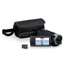 Sony HDR-CX440/B Full HD 60p Camcorder Bundle