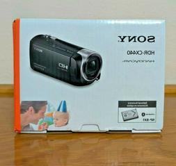 Sony HDR-CX440 HD Handycam with 8GB Internal Memory + 4X64GB