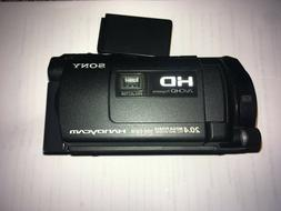 Sony HDR-PJ650V Camcorder 32GB Built-In Projector 1080p