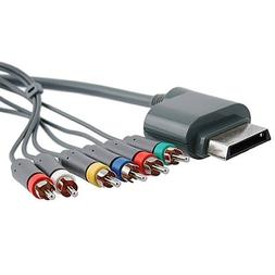 Importer520 HDTV HD AV RCA Component Cable Cord For MICROSOF