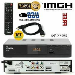 HDTV Digital TV Converter Box DVR Live Recorder PVR Tuner HD