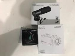 Besteker HDV-301STR Digital Video Camera w/ Recording Microp