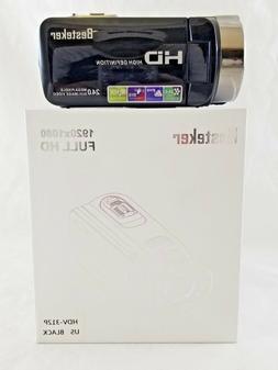 Besteker HDV-312P 1920x1080 Full HD Camcorder