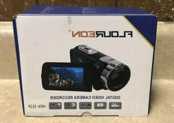 Floureon HDV-312P 3.0 inch 24MP Portable  Camcorder HD NEW