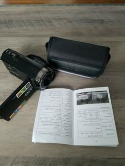 hausbell hdv-5052str 1280x720full hd digital video camera Ne