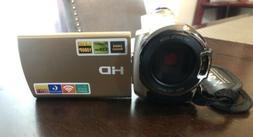 hausbell hdv-5052str 1920x1080 full hd digital video camera
