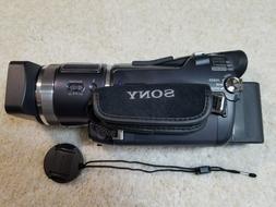 Sony HDV Handycam Camcorder HDR-HC1, Case + Accessories, Ori